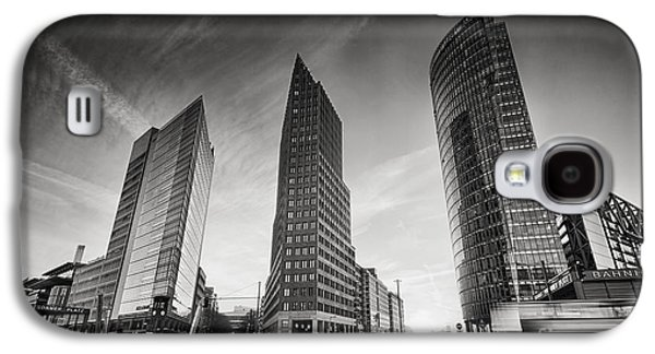Potsdamer Platz 1 Galaxy S4 Case by Rod McLean
