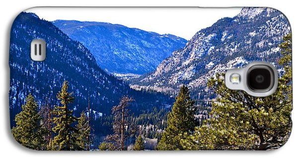 Poudre Galaxy S4 Cases - Poudre Canyon Galaxy S4 Case by Jody Partin