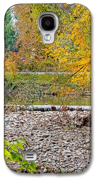 Fort Collins Galaxy S4 Cases - Poudre River-2 Galaxy S4 Case by Baywest Imaging