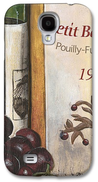 Rustic Galaxy S4 Cases - Pouilly Fume 1975 Galaxy S4 Case by Debbie DeWitt