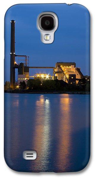 Power Plants Galaxy S4 Cases - Power Plant Galaxy S4 Case by Adam Romanowicz