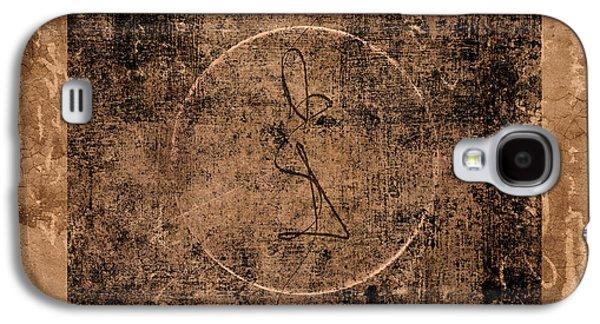 Sacred-wisdom Galaxy S4 Cases - Prayer Flag 208 Galaxy S4 Case by Carol Leigh