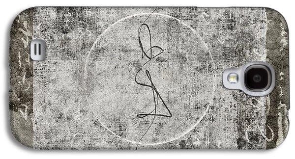 Sacred-wisdom Galaxy S4 Cases - Prayer Flag 210 Galaxy S4 Case by Carol Leigh