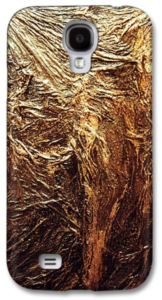 Light Reliefs Galaxy S4 Cases - Prayer Galaxy S4 Case by Florentina Maria Popescu