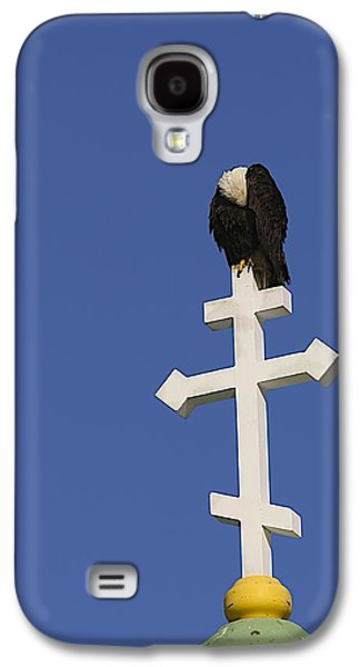 Quiet Time Photographs Galaxy S4 Cases - Prayer time Galaxy S4 Case by Jack Molan