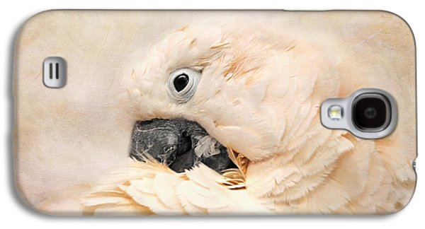 Preening Galaxy S4 Case by Jai Johnson