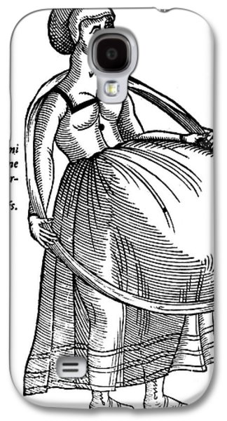 Pare Galaxy S4 Cases - Pregnancy, 1575 Galaxy S4 Case by Granger