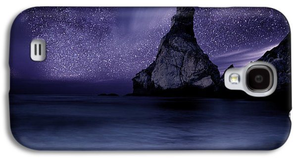 Waterscape Galaxy S4 Cases - Prelude to Divinity Galaxy S4 Case by Jorge Maia