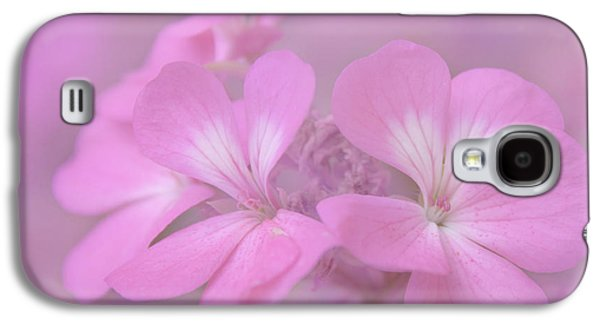 Jeff Swanson Galaxy S4 Cases - Pretty in Pink Galaxy S4 Case by Jeff Swanson