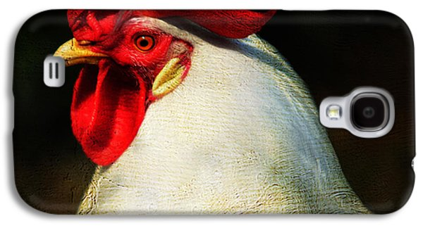 Personalities Photographs Galaxy S4 Cases - Pride Galaxy S4 Case by Jenny Rainbow