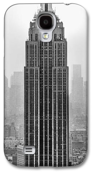 Empire State Galaxy S4 Cases - Pride Of An Empire Galaxy S4 Case by Az Jackson