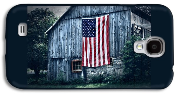 Old Barns Galaxy S4 Cases - Pride Galaxy S4 Case by Thomas Schoeller