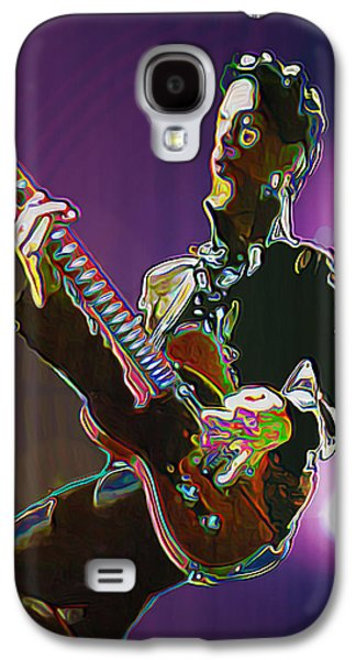 Face Digital Galaxy S4 Cases - Prince Galaxy S4 Case by  Fli Art