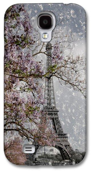 Printemps Parisienne Galaxy S4 Case by Joachim G Pinkawa