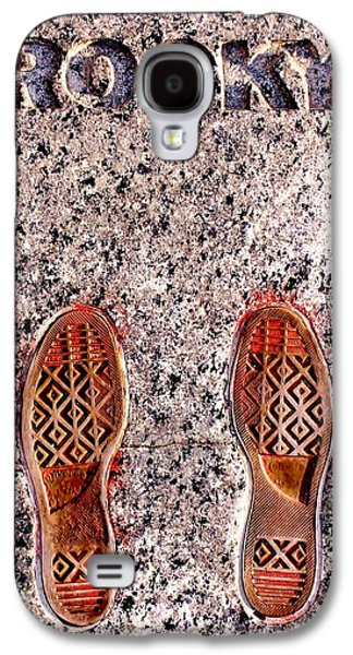 Boxer Galaxy S4 Cases - Prints of Greatness Galaxy S4 Case by Benjamin Yeager