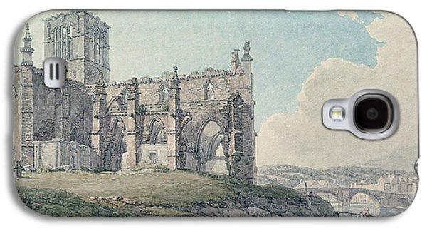 East Village Galaxy S4 Cases - Prior Church, Haddington, 1786 Wc On Paper Galaxy S4 Case by Thomas Hearne