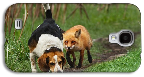 Probably The World's Worst Hunting Dog Galaxy S4 Case by Mircea Costina Photography