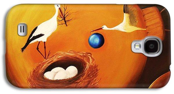 Unity Paintings Galaxy S4 Cases - Prosperity Galaxy S4 Case by Misuk  Jenkins