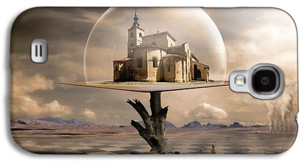 Wife Galaxy S4 Cases - Protected Galaxy S4 Case by Franziskus Pfleghart