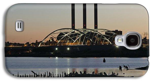 Gordon Photographs Galaxy S4 Cases - Providence Harbor III Galaxy S4 Case by David Gordon