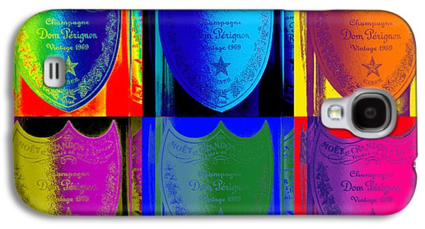 Napa Valley Vineyard Galaxy S4 Cases - Psychedelic Dom Galaxy S4 Case by Jon Neidert
