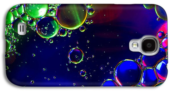 Psychedelic Photographs Galaxy S4 Cases - Psychedelic  Galaxy S4 Case by Kelly Howe
