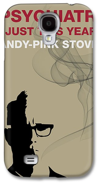 Psychiatry Galaxy S4 Cases - Psychiatry by Roger Sterling Galaxy S4 Case by Florian Rodarte