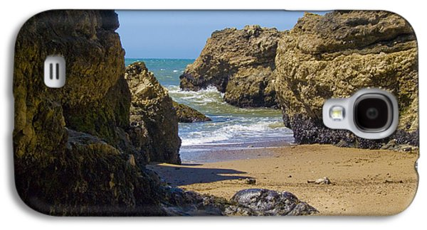 Beach Landscape Galaxy S4 Cases - Pt Reyes National Seashore Galaxy S4 Case by Bill Gallagher
