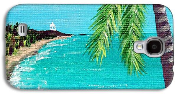 Vacation Galaxy S4 Cases - Puerto Plata Beach  Galaxy S4 Case by Anastasiya Malakhova