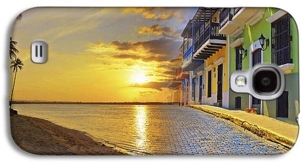 Puerto Rico Galaxy S4 Cases - Puerto Rico Montage 1 Galaxy S4 Case by Stephen Anderson