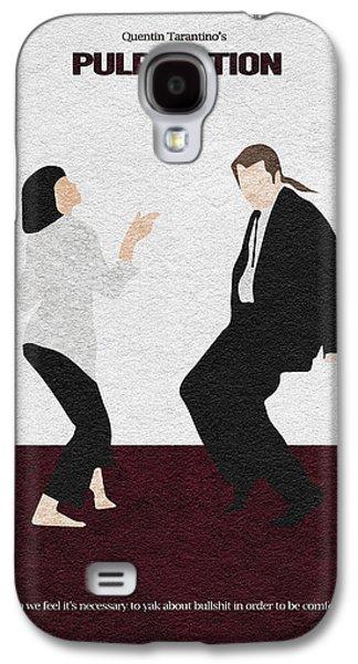 Pulp Fiction 2 Galaxy S4 Case by Ayse Deniz