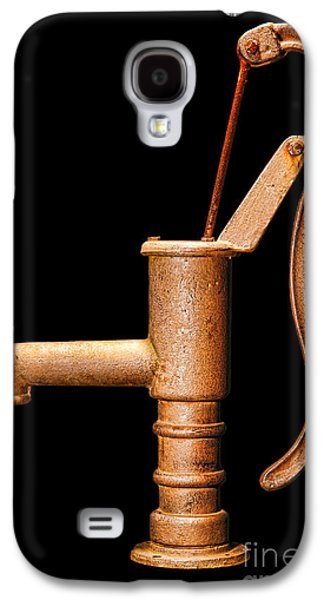 Appliance Galaxy S4 Cases - Pump Galaxy S4 Case by Olivier Le Queinec
