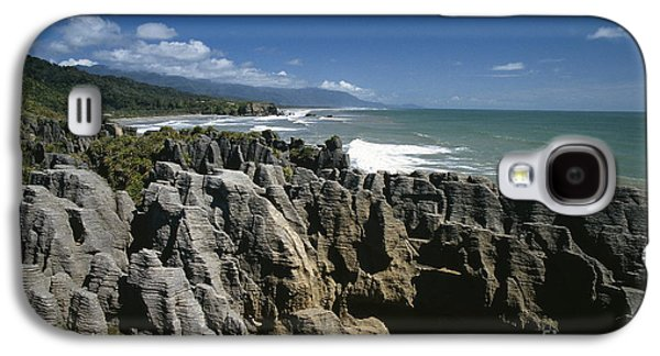 Aotearoa Galaxy S4 Cases - Punakaiki Galaxy S4 Case by Chris Selby