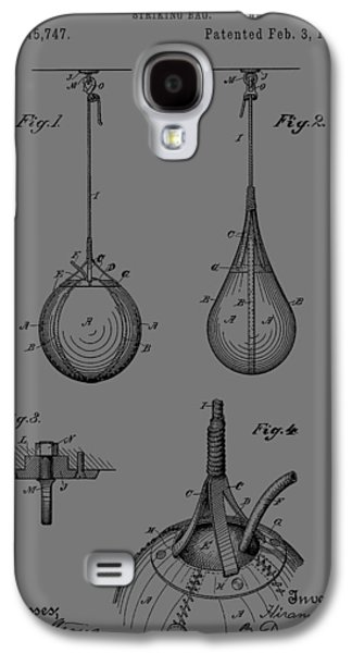 Punching Galaxy S4 Cases - Punching Bag Galaxy S4 Case by Dan Sproul