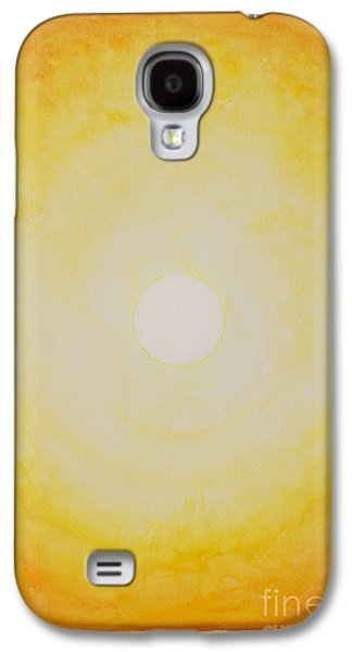 Inner Self Galaxy S4 Cases - Sunshine Galaxy S4 Case by Moira Rowe