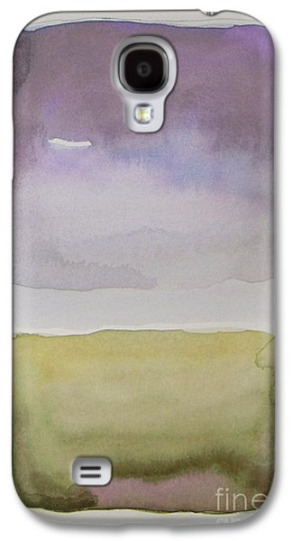 Purple Morning Galaxy S4 Case by Vesna Antic
