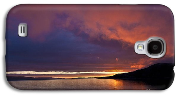 Midsummer Galaxy S4 Cases - Purple Skies Galaxy S4 Case by Heiko Koehrer-Wagner