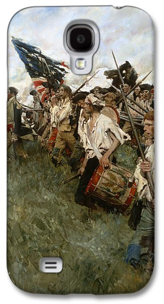 Bayonet Galaxy S4 Cases - Pyle: Nation Makers, 1906 Galaxy S4 Case by Granger