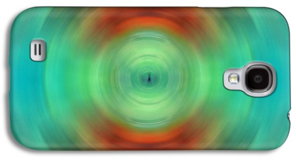 Yang Galaxy S4 Cases - Qi - Energy Art By Sharon Cummings Galaxy S4 Case by Sharon Cummings