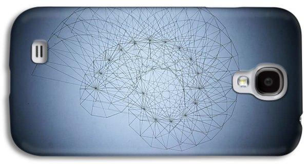 Quantum Nautilus Spotlight Galaxy S4 Case by Jason Padgett