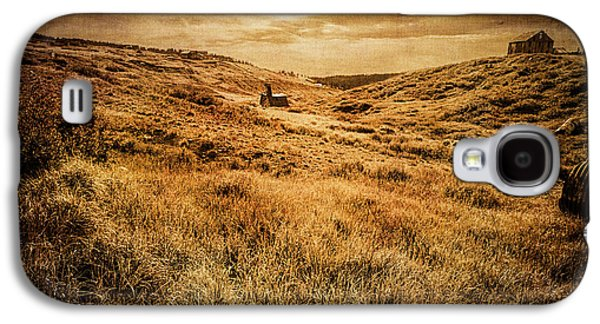 School Houses Galaxy S4 Cases - Quartz Mountain 27 Galaxy S4 Case by YoPedro