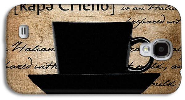 Espresso Galaxy S4 Cases - Quiet Morning Galaxy S4 Case by Lourry Legarde