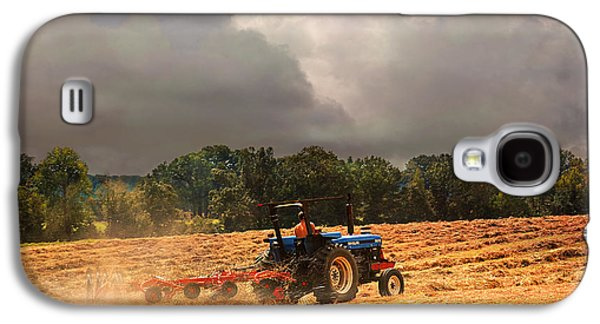 Tennessee Farm Galaxy S4 Cases - Race Against the Storm Galaxy S4 Case by Jai Johnson