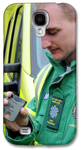 Radiation Emergency Response Monitoring Galaxy S4 Case by Public Health England