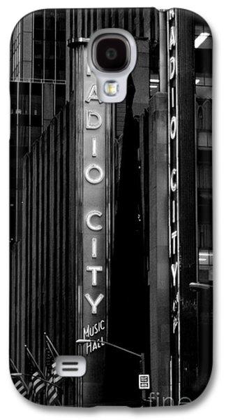 Surtex Licensing Galaxy S4 Cases - Radio City Music Hall  Galaxy S4 Case by Anahi DeCanio - ArtyZen Studios
