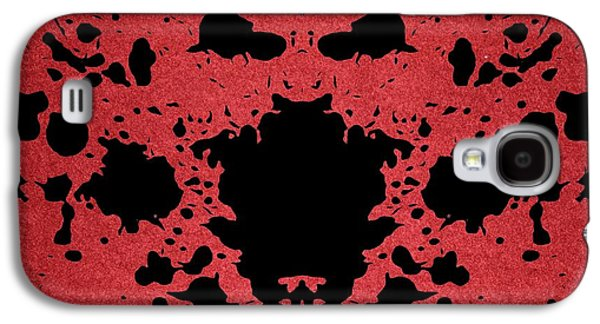 The Haunted House Galaxy S4 Cases - Rage Galaxy S4 Case by Dan Sproul