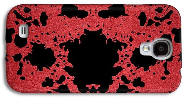 Rage Galaxy S4 Case by Dan Sproul
