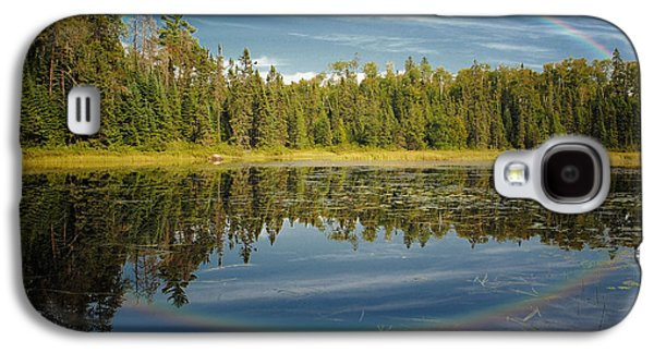 Bwcaw Galaxy S4 Cases - Rainbow Reflection Galaxy S4 Case by Todd and candice Dailey