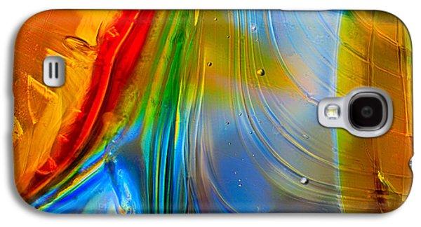 Recently Sold -  - Alga Galaxy S4 Cases - Rainbow Waterfalls Galaxy S4 Case by Omaste Witkowski