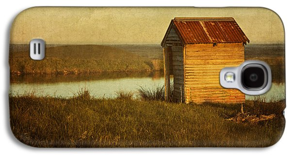 Shed Photographs Galaxy S4 Cases - Ramshackle Galaxy S4 Case by Amy Weiss